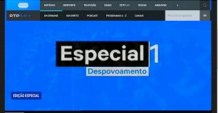 despovoamento - especial rtp2
